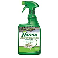 Natria 100532521 Grass & Weed Control with Root Kill Herbicide Weed Killer, Use,...