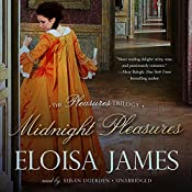 Midnight Pleasures: The Pleasures Trilogy, Book 2 | Eloisa James