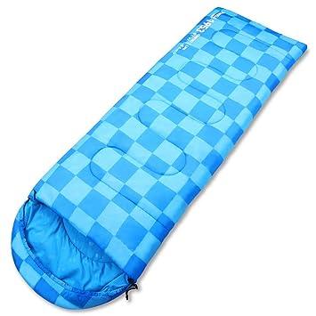 Saco de dormir para acampar, empalme saco de dormir doble, saco de dormir al