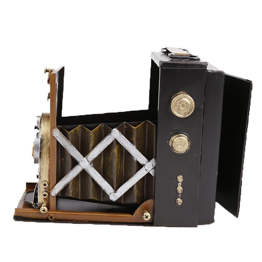 Kamera Modell Modell Modell Alte Verzierungen (Nicht Funktioniert) 19.5cm12.5cm16cm/7.67