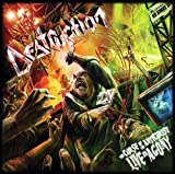Destruction: Curse of Antichrist-Livein Ago (Audio CD)