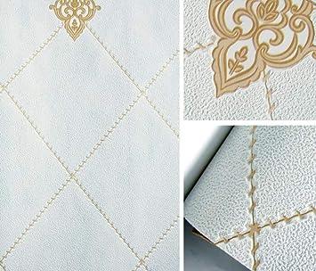 Alger Papier Peint Marbré Cerf Velours Simple Euro Linger 3d Relief