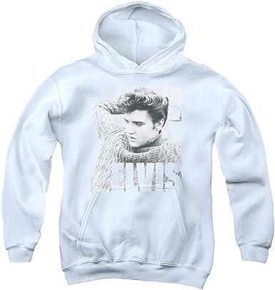 Elvis Presley RELAXING Licensed Adult Sweatshirt Hoodie