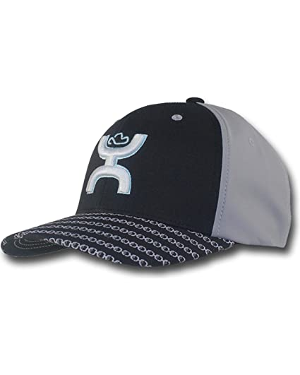 best cheap 0c5a9 10a5b HOOey Men s Solo Iii Odessa Baseball Cap Black ...