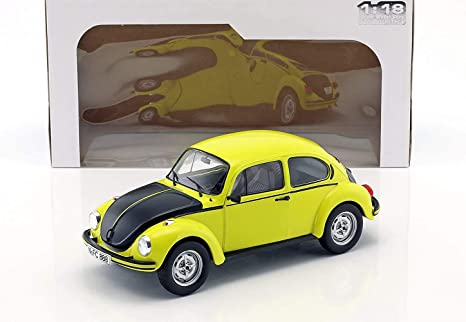 VW Beetle classic blue-escarabajo volkswagen *** solido 1:64 OVP