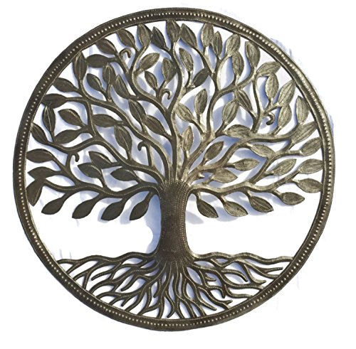 Haitian Metal Art - Organic Tree of Life