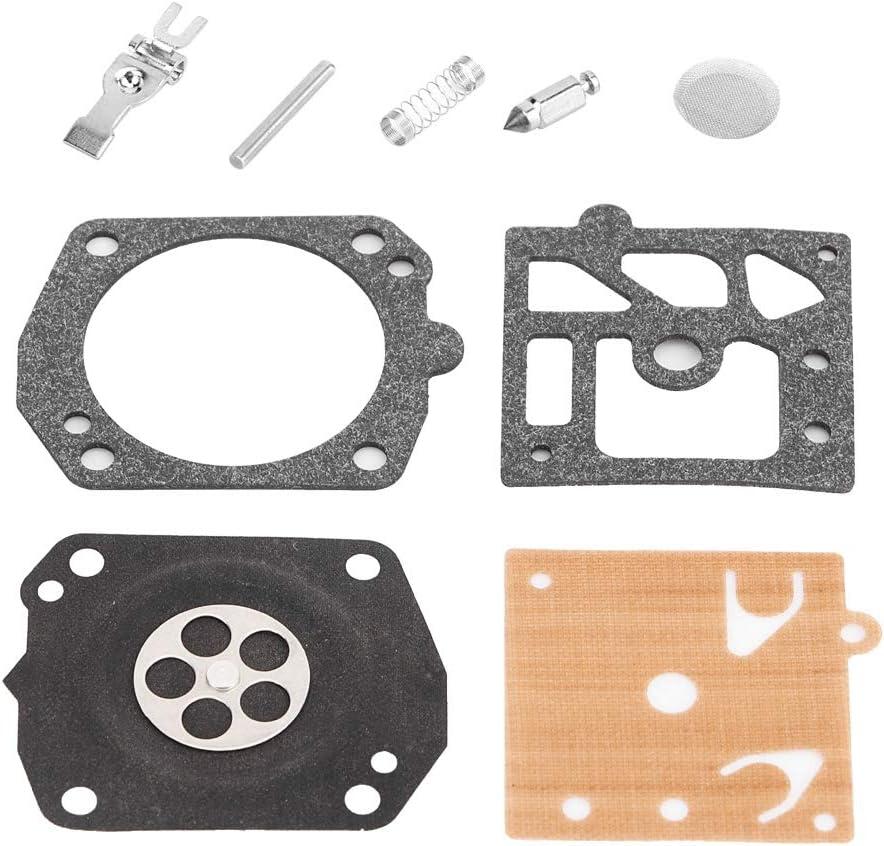 Carburetor Gasket Carburetor Carb Repair Kit Suitable for Stihl Walbro 029 310 039 044 046 MS270 MS280 MS290