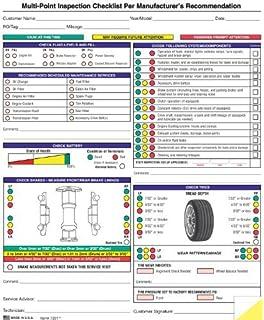 Amazon.com : Adams Auto Repair Order Forms, 8.5 x 7.44 Inch, 3 ...