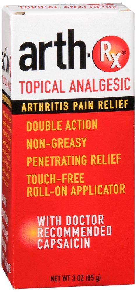 Arth-Rx Topical Analgesic Arthritis Pain Relief Lotion - 3 oz