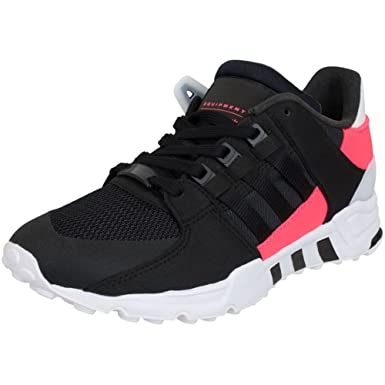 Adidas EQT Support Women Sneaker Trainer (39 1/3 black/black)