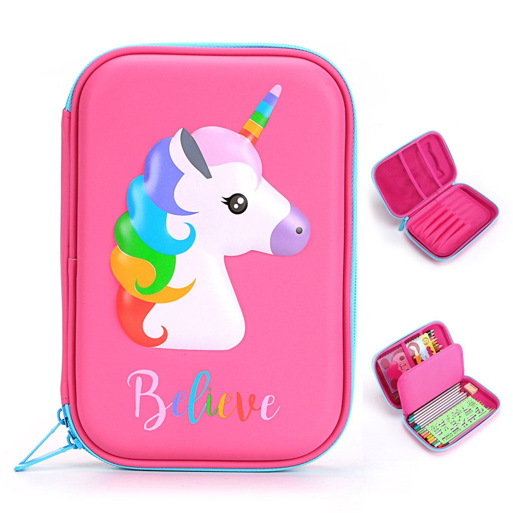 Unicorn Pen Pencil Case Cute Unicorn