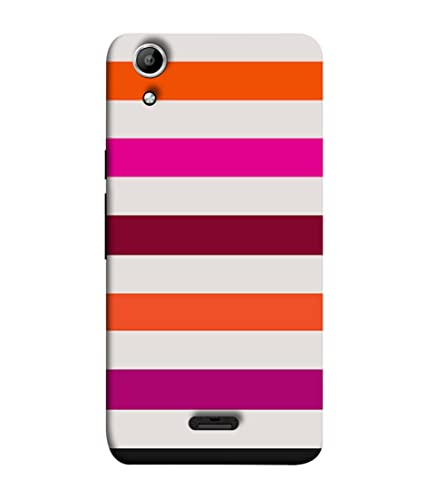 info for 6d138 ca7de Micromax Canvas Selfie Lens Q345 Back Cover Stripes: Amazon.in ...