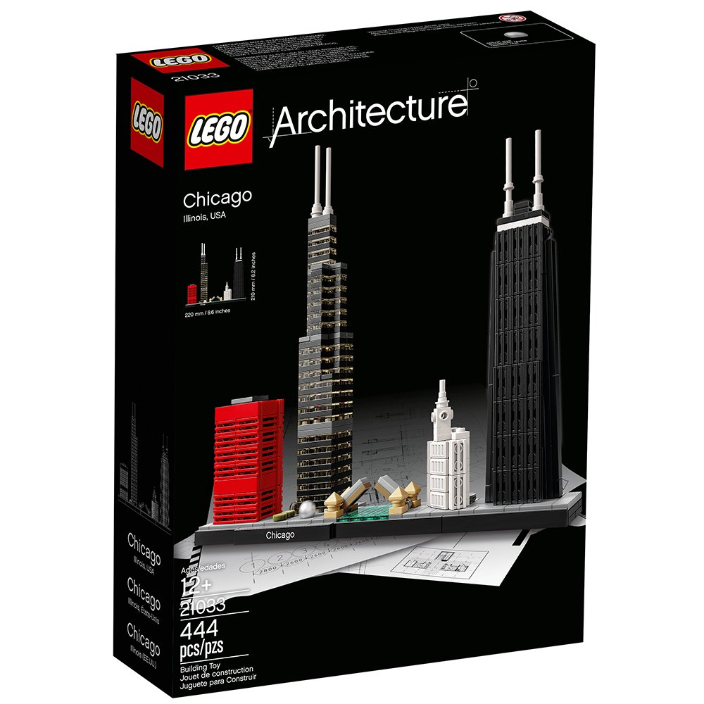 LEGO Architecture Chicago Skyline  Collection