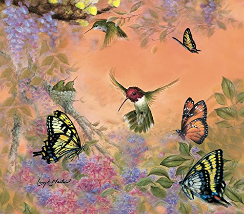 SunsOut Wings of Grace Jigsaw Puzzle (300-Piece)