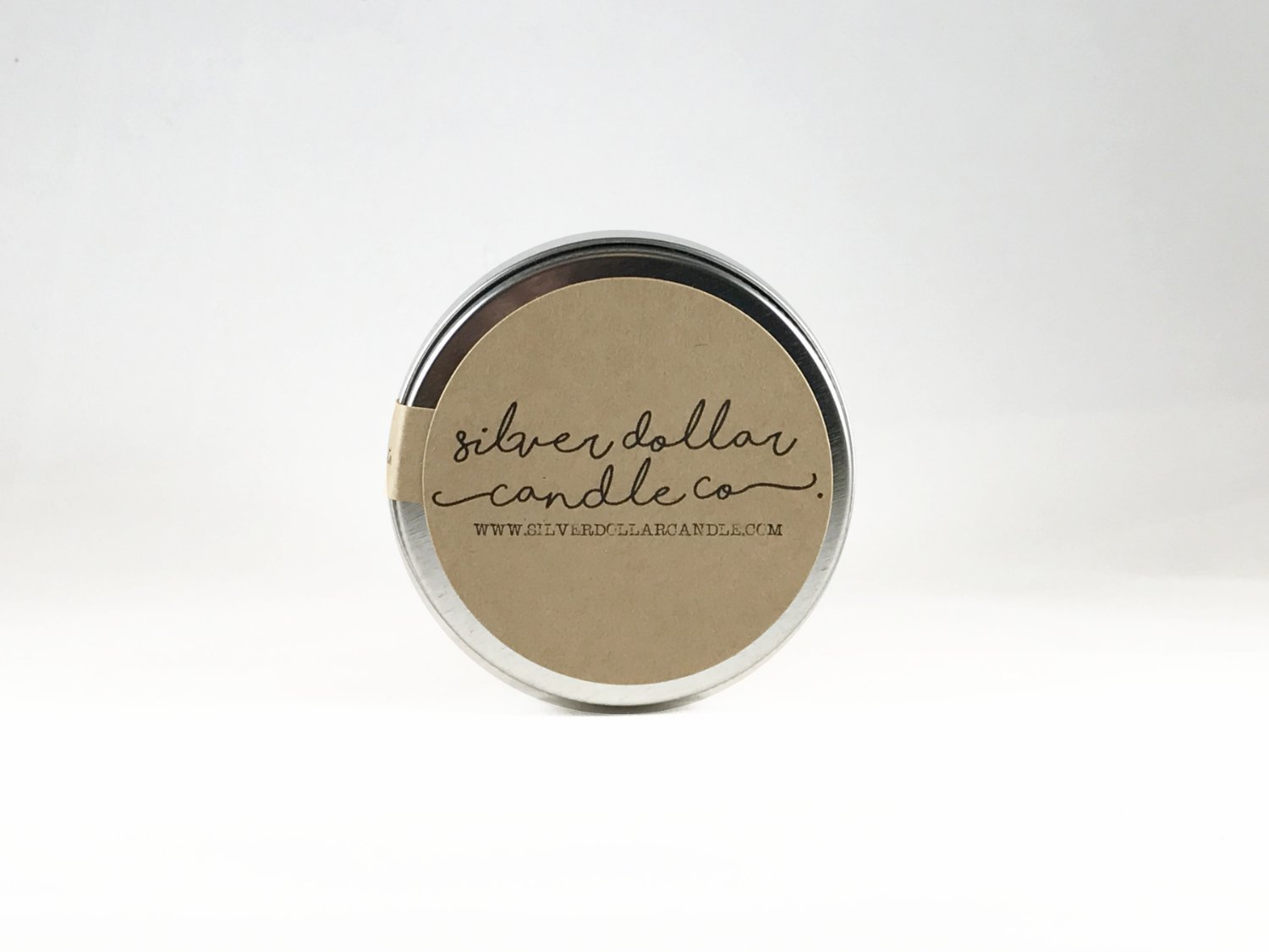 Personalized 8oz Handmade 100% Soy Wax Scented Candle by Silver Dollar Candle Co. by Silver Dollar Candle Co. (Image #4)