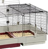 Ferplast KROLIK extensión ampliación para jaulas de Conejo 42 x 60 ...