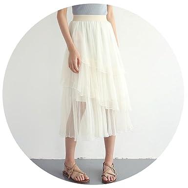 Dressy Chiffon Skirts