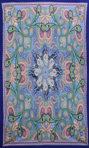 Paisley Tapestry - 5