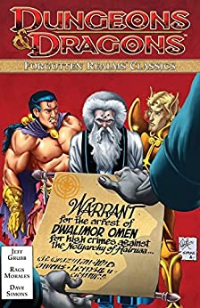 Dungeons & Dragons: Forgotten Realms Classics Vol. 4 by [Grubb, Jeff]