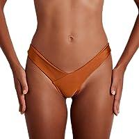 Bikini donne sexy perizoma V costumi da bagno spiaggia Beach,Yanhoo® Halter Mare Donne Costume Piscina Sportivi Bikini Donna Beachwear