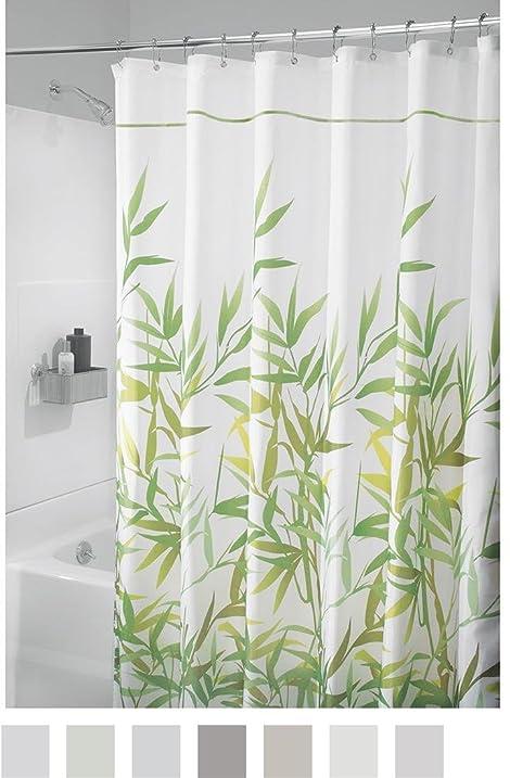 InterDesign Anzu Fabric Shower Curtain   Stall, 54u0026quot; Inches X 78u0026quot;  ...