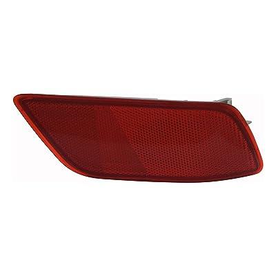TYC 17-5799-00-9 Reflex Reflector: Automotive
