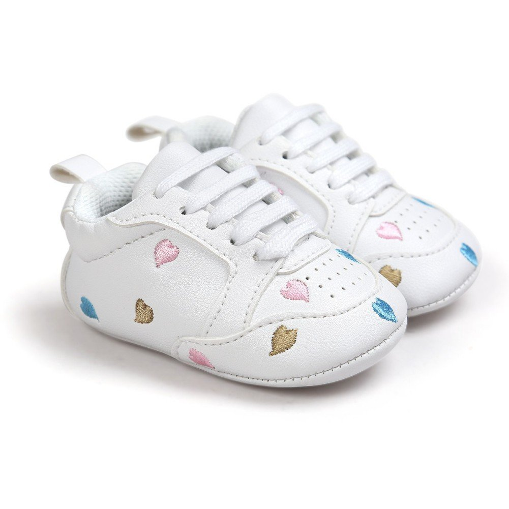 Weixinbuy Infant Baby Boy Girl Soft Sole Anti Slip Casual Sneaker Sport Shoes