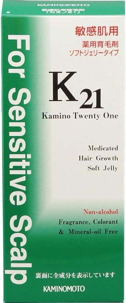 薬用育毛剤 カミノ21