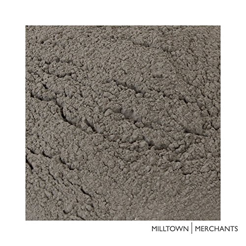 Milltown Merchants 16 oz Pewter Grout – Great for Mosaic Making – 1 pound of Charcoal Gray Mosaic Tile Grout