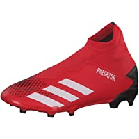 adidas Predator 20.3 Ll Fg J, Scarpe da Calcio per Bambini Unisex – Bimbi 0-24