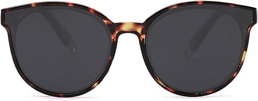 New Sunglasses with UV400 Filter Vintage Matte Black Rubber Effect