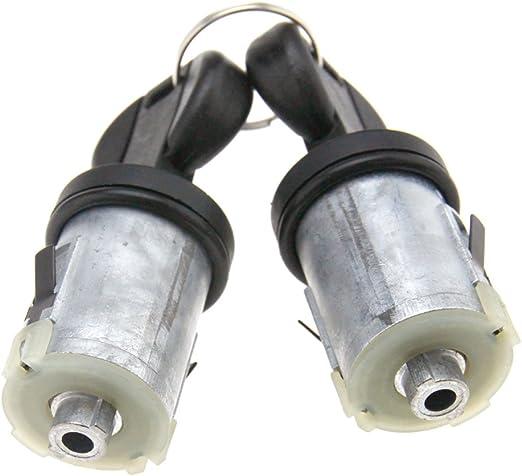 1 Paar Türzylinder Mit Schlüssel Für Peugeot Expert 1995 2007 Citroen Xantia Baumarkt