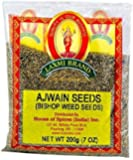 Laxmi All-Natural Ajwan Seed (Oregano Seeds) - 7oz
