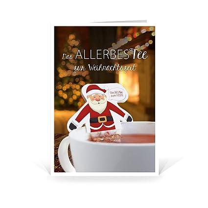 innovadora Tarjetas de felicitación navideña