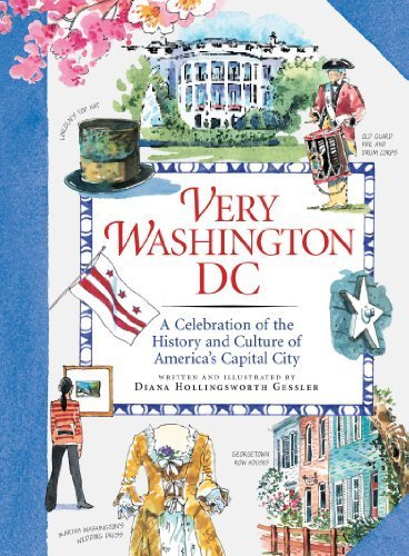 Very Washington DC: A Celebration of the History and Culture of America's Capital City by Diana Hollingsworth Gessler - Washington Mall Dc Shopping
