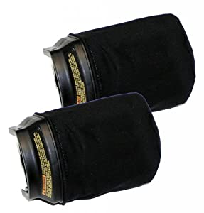 Dewalt DW411/DW412 (2 Pack) Replacement Sander Dust Bag # 608358-00-2pk