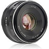Meike Mk-35mm F/1.7Grande ouverture fixe mise au point manuelle objectif APS-C de travail pour appareils photo Sony A6500A6300A6000A6100NEX3NEX5NEX6NEX7A5000a5100