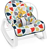 MATTEL GDP60 Fisher-Price Infant-to-Toddler Rocker, 2ct