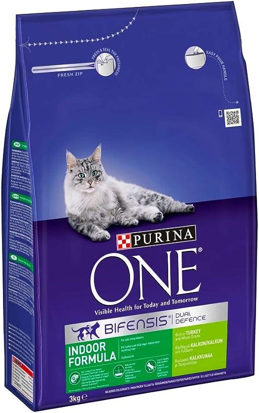Purina ONE - Comida para Gato: Amazon.es: Productos para mascotas