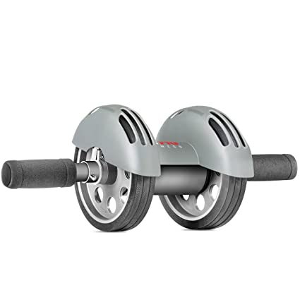 Fitfiu -Ab Wheel Pro Rueda abdominales profesional, talla M