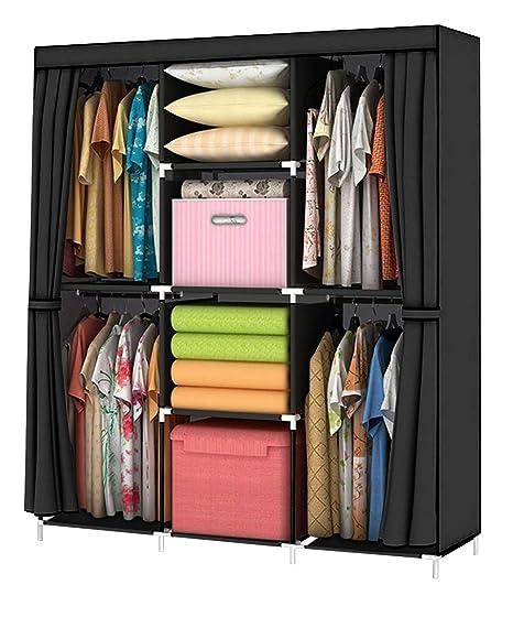 Amazon.com: YOUUD armario de almacenamiento, armario ...