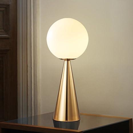 Minimalista lámparas de mesa de noche, lámparas para sala de ...