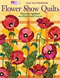 quilting and patchwork books - Flower Show Quilts: Stunning Appliqué on a Patchwork Canvas