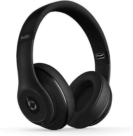 Beats by Dr. Dre Studio – Auriculares de Diadema inalámbricos (Negro Mate): Amazon.es: Electrónica