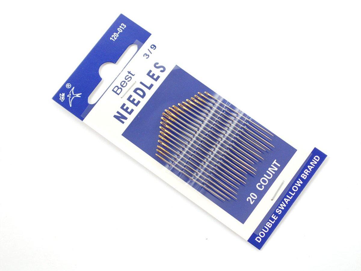 Adafruit Needle set - 3/9 sizes - 20 needles [ADA615]