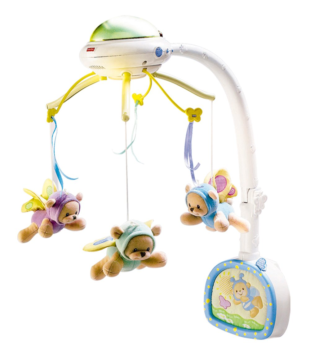 Fisher Price - C0108 - Eveil - Mobile Doux Rêves Papillons