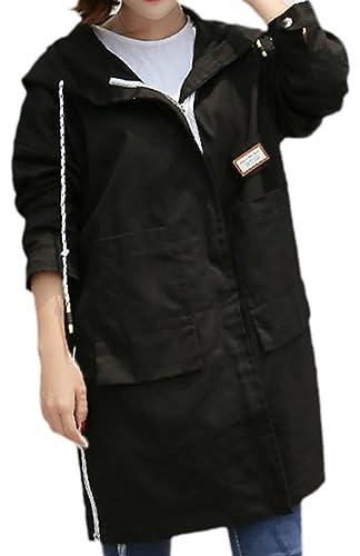 Frieda Fashion - Abrigo - Opaco - para mujer