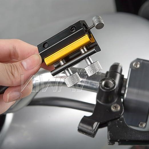 KiWAV Herramienta LUBRICADOR de CABLES Cable Lubricator / Clamp Oiler para motocicleta scooter bicicleta: Amazon.es: Coche y moto