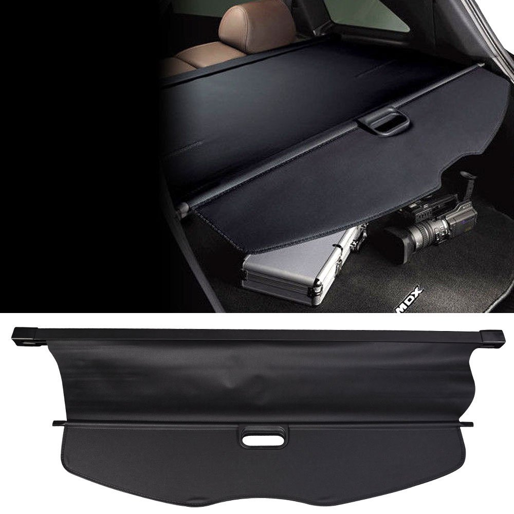 Free-motor Fits 07-13 Acura MDX Retractable Rear Cargo Security Cover OE Factory Style