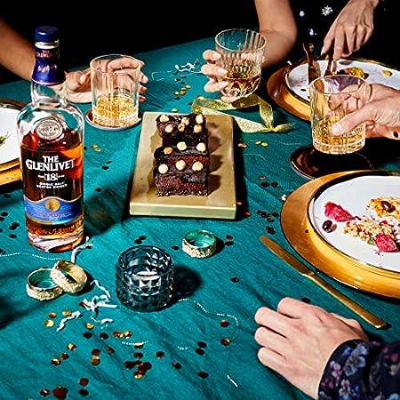 The Glenlivet 18 años Whisky escocés de malta - 700 ml